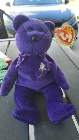 Ty Princess Diana bear (retired) for Sale in Melbourne, FL