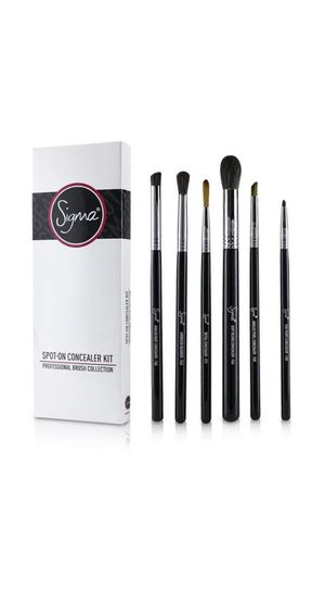 Sigma Spot-On Concealer Kit / Makeup Brushes for Sale in Chicago, IL