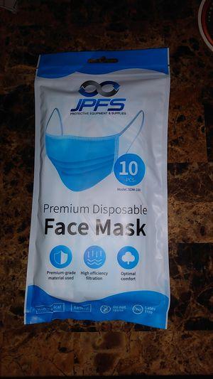 NEW😷 Premium Disposable mask for Sale in Tacoma, WA