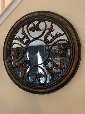 Beautiful Tuscan Mirror / wall decor for Sale in Fontana, CA