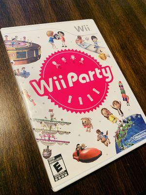 Wii Party & Mario Party 8 for Sale in Baltimore, MD