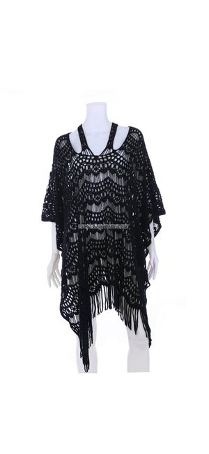 Womens Crotchet Poncho for Sale in Mount Airy, MD