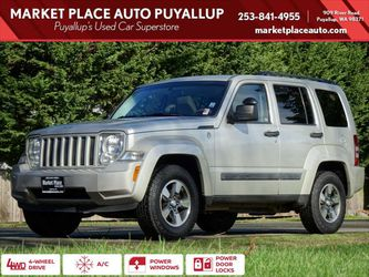 2008 Jeep Liberty for Sale in Puyallup,  WA