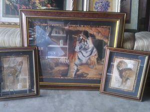 Set de cuadros de home interior en las condiciones for Sale in El Monte, CA