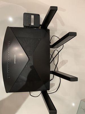 Netgear Nighthawk X10 Triband wifi router for Sale in Hialeah, FL