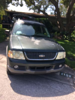 Ford Explorer for Sale in Tampa, FL
