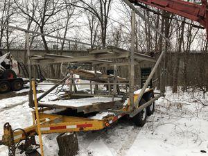 Allen Dock pontoon boat lift for Sale in Woodstock, IL