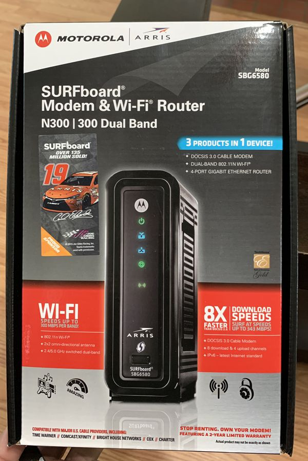 Modem &wi-fi Router