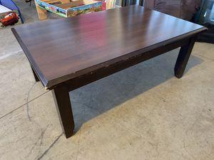 "Coffee table 46""x30""x19"" for Sale in Chesapeake, VA"