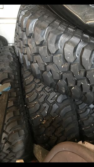 255/75 R17 brand new tire for sale with wheels for Sale in Rowland Heights, CA
