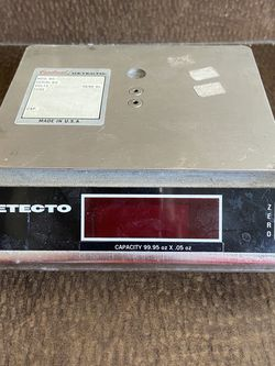 Cardinal Detecto Digital Scale - 6lb. for Sale in Pittsburgh,  PA