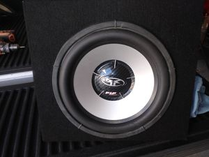 Fosgate Subwoofer For Trucks for Sale in Ontario, CA
