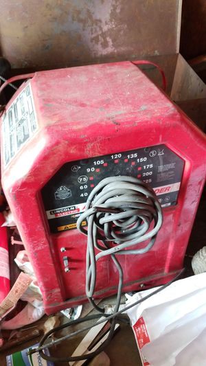 Lincoln welder for Sale in The Bronx, NY