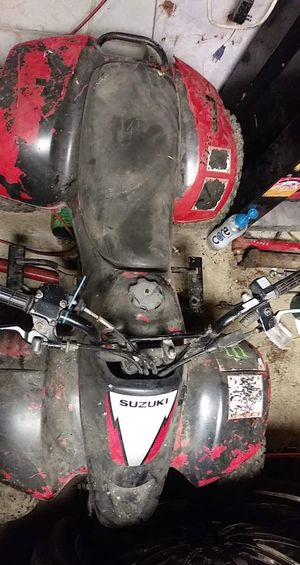 Suzuki kid quad sport for Sale in Columbus, OH