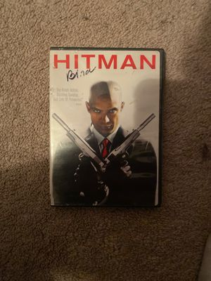 Hitman movie for Sale in Woodbridge, VA
