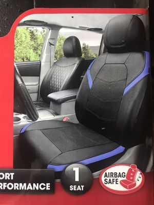 Car seat (Leather) for Sale in Philadelphia, PA