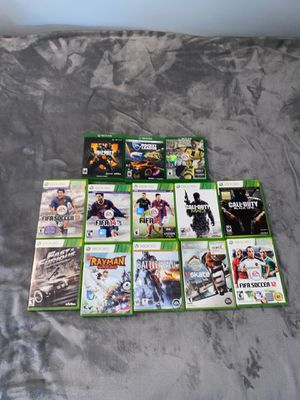 Xbox video games for Sale in Wheeling, IL