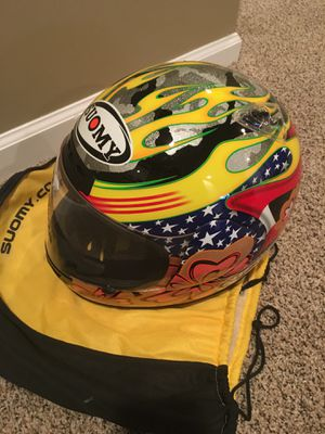 Motorcycle Helmet - Women's Small - Soumy - barely used, $300 original price. Asking $80 for Sale in ARSENAL, PA