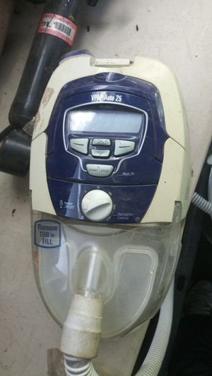 Cpap machine. Sleep apnea. for Sale in Modesto, CA