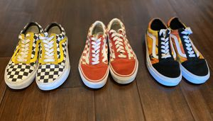 VANS- Youth size 4 and 4.5 for Sale in Chino, CA