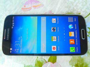 Like New Samsung Galaxy S4 Verizon/T-Mobile/MetroPCS/AT&T/Cricket Phone Unlocked Clear ESN Black for Sale in Glendale, AZ