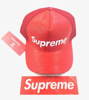 Supreme X Louis Vuitton Hat Snapback for Sale in Peoria 9e5d51565408