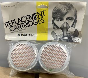 AO Safety Professional Multi-Purpose Respirator Replacement Cartridges for Sale in Los Angeles, CA