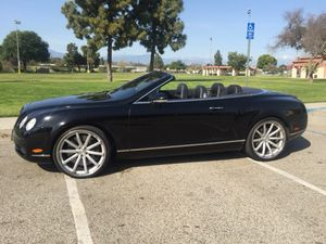Bentley Continental GTC Convertible for Sale in Pico Rivera, CA