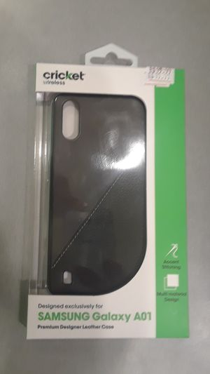 A01 Samsung Galaxy Phone Case for Sale in Oklahoma City, OK