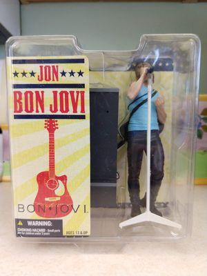 RARE Bon Jovi Richie Sambora Action Figures by McFarlane Toys for Sale in Naples, FL