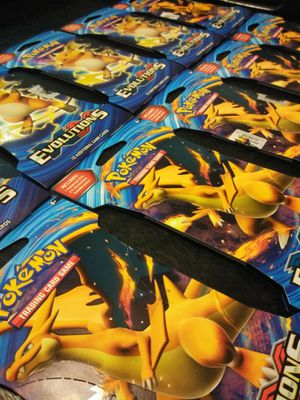 The Pokémon TCG : Evolutions XY for Sale in Grand Prairie, TX