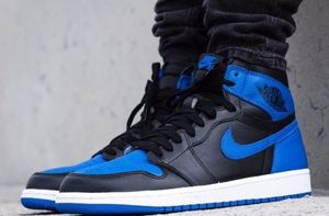 Air Jordan 1 High OG Royal size 11.5 for Sale in Chicago, IL