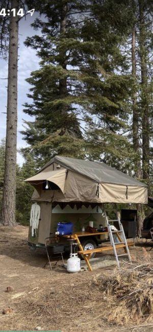 Overland Jeep camper RV for Sale in Fresno, CA