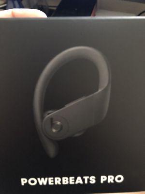 Beats Headphones (PowerBeats Pro) for Sale in Fort Lauderdale, FL