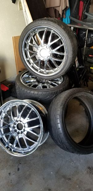 TWS 19 inch Wheels and 19 inch Rims for Sale in Lowell, MA