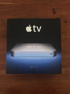 1st gen Apple TV (never used) for Sale in San Diego, CA