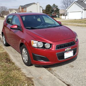 2012 Chevy Sonic 1.4l turbo for Sale in Enon, OH