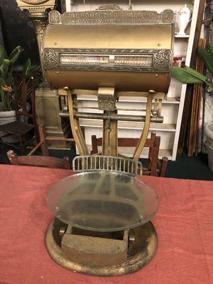 Antique computing scale for Sale in Pembroke, MA
