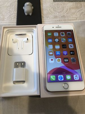 iPhone 8 Plus 64 g unlocked for all carriers for Sale in Arlington Heights, IL