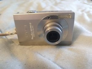 Canon PowerShot SD790 IS - Point&Shoot digital camera for Sale in Seattle, WA