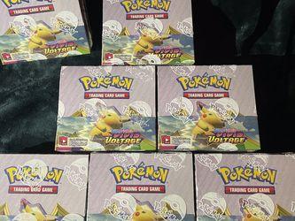 Pokemon Vivid Voltage Booster Box for Sale in Hacienda Heights,  CA