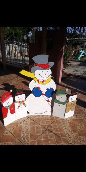 Cristsmas decorations for Sale in El Monte, CA