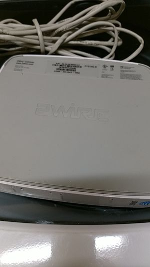 At&t 2wire 2701hg-b gateway for Sale in Fresno, CA