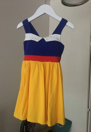 Only little once snow white dress/costume 2t for Sale in San Diego, CA