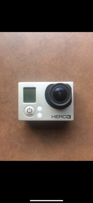 GoPro Hero 3 for Sale in Kent, WA