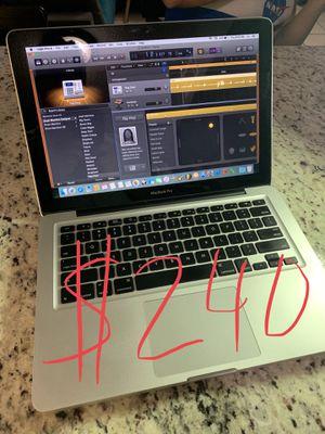 Apple Macbook Pro 13 for iReady Music Work School for Sale in Medley, FL