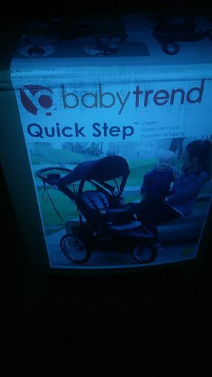 Baby trend quick step jogger for Sale in Redlands, CA