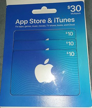 Apple ITunes and App Store for Sale in Townville, SC