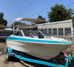 1994 Bayliner boat , fully serviced ready for water today ! for Sale in Anaheim, CA