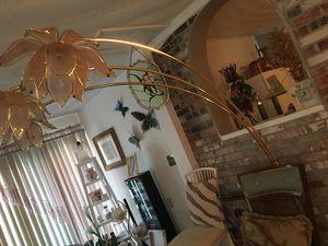 Arch floor lamp sold for Sale in Chesapeake, VA